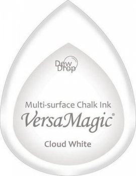 Versa Magic - Stempelkissen Dew Drop Cloud White