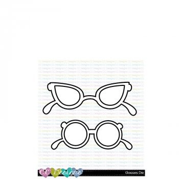 C.C. Designs - Dies Glasses