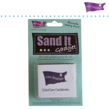 Core´dinations Sand It Gadget Tool