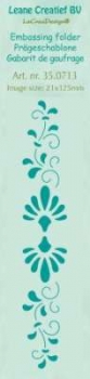 Leane Creatief BV - Embossing Folder Ornamental Border