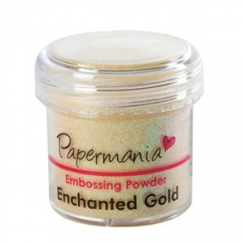 Papermania - Embossing Powder Enchanted Gold