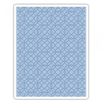 Sizzix / Tim Holtz - Embossing Folder Latticework