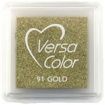 Versa Color - Stempelkissen Gold