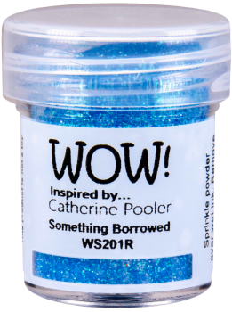 WOW Embossing Powder - Something Borrowed