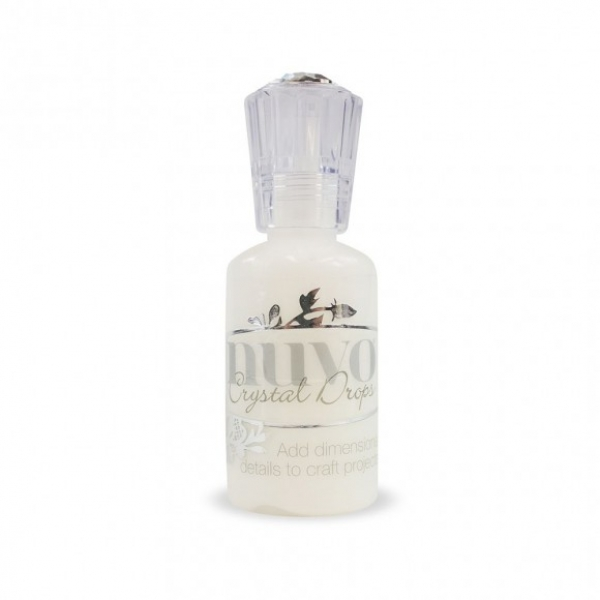Nuvo Crystal Drops - Simply White