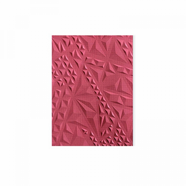 Sizzix - 3D Embossing Folder Geometric
