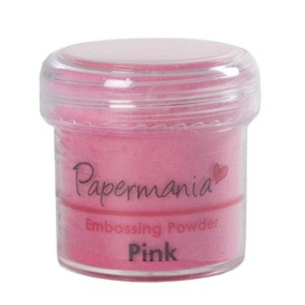 Papermania - Embossing Powder Pink