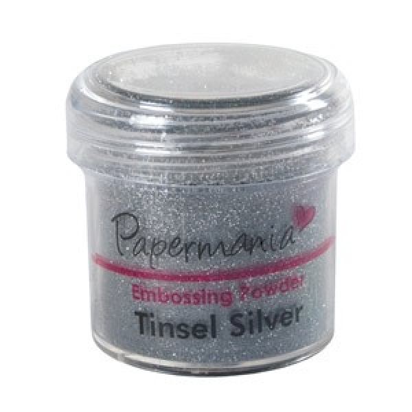 Papermania - Embossing Powder Superfine Silver